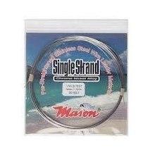 Mason Single Strand leader material