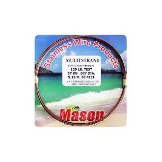 Mason Multistrand Staaldraad