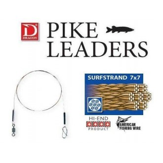 Dragon Surfstrand Pike Leaders