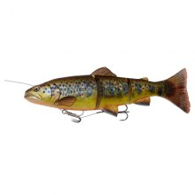 Savage Gear 4D Line Thru Trout XL