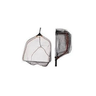 Savage Gear Tele Folding Rubber Mesh Landing Net