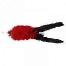 Rood/Zwarte staart