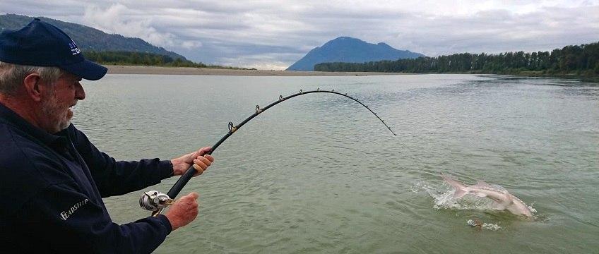 Dagje vissen
